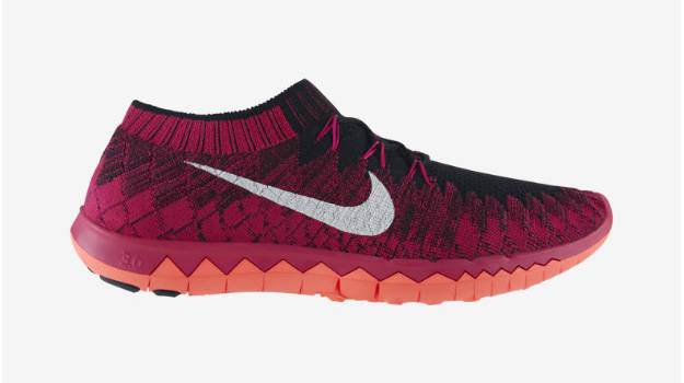 Nike Sneakers Pink and Orange