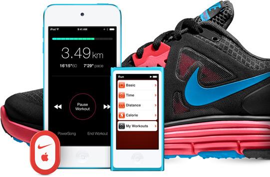 Nike Apple Sensor